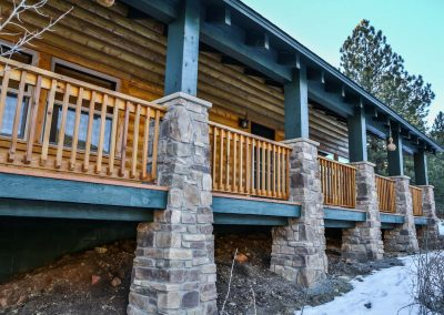cabin-complete-log-stone-remodel-florissant-co-4