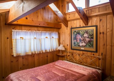 cabin-remodel-upstairs-bedroom-florissant-co