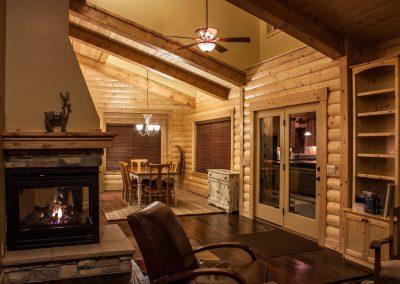 Custom Built Cabin